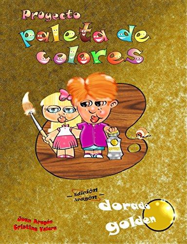 Proyecto Paleta de Colores dorado-golden por Juan Aragón Atencia