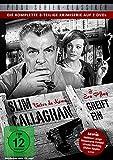 Slim Callaghan greift ein - Die komplette 8-teilige Krimiserie mit Victor de Kowa und Eva Pflug (Pidax Serien-Klassiker) [2 DVDs]
