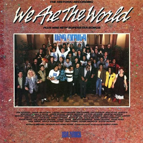 USA for Africa  - We Are the World