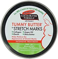 Palmers Cocoa Butter Formula Tummy Butter For Stretch Marks, 4.4 Ounce