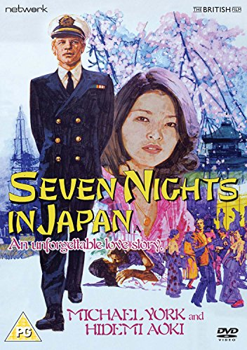 Seven Nights In Japan [DVD] [UK Import]