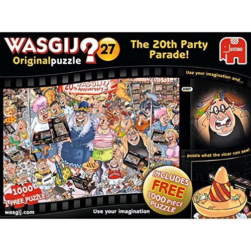 wasgij-19151-original-27-the-20th-anniversary-party-parade-jigsaw-puzzle-2-x-1000-piece