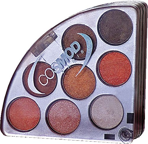 COSMOD Palette Eventail Marron 15 g