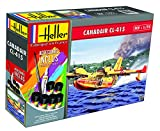 Heller Maquette, 56370, canadair cl-415,1/72