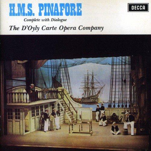HMS Pinafore [Import anglais]