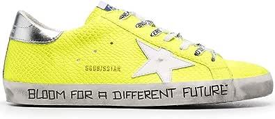 Golden Goose Luxury Fashion Uomo GMF00101F00123920257 Giallo Poliuretano Sneakers | Stagione Permanente