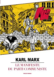 Le Manifeste du Parti Communiste Edition simple One-shot
