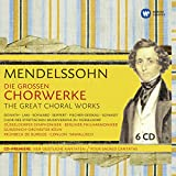 Mendelssohn : Great Choralworks (Coffret 6 CD)