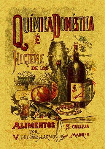 Descargar Libro Química doméstica de Valeriano Ordoñez Lagarejos