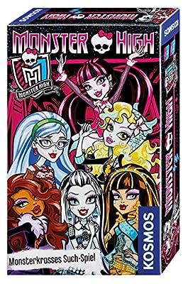 Kosmos Jeux 711269-Monster High MITB Bague Jeu