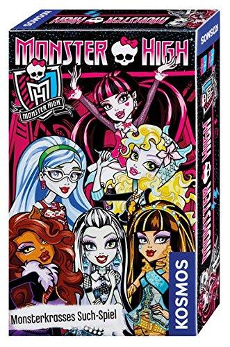 Kosmos Spiele 711269 Monster High Reisespiel, Kinderspiel, (Monster High Spiel)