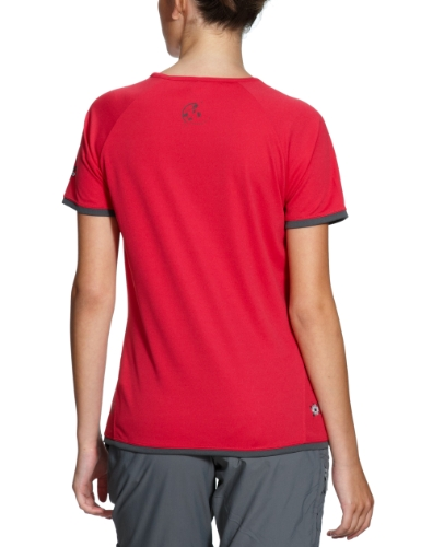 Salewa Sirene Dry T-shirt Femme Framboise/0780