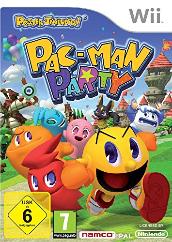 pac-man-party