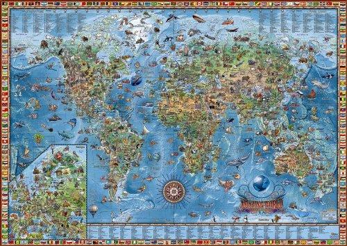 Amazing World Map