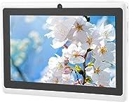 VBESTLIFE 7 inch HD IPS Mini Android Tablet PC, 8G ROM WiFi Bluetooth Quad-Core Dual Camera, geschikt voor reizen, studie, k