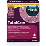 Blink Total Care Disinfecting, Storing, Wetting Solution Twin-Pack and Daily Cleaner from AMO (replaces TotalCare)
