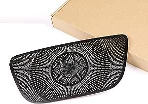 Diyucar Aluminium Alloy Car Dashboard Speaker Cover Trim For Benz A Class W177 A180 A200 2019 Accessories Auto