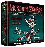 Steve Jackson Games SJG01520 - Kartenspiel Munchkin Zombies Guest Artist Edition