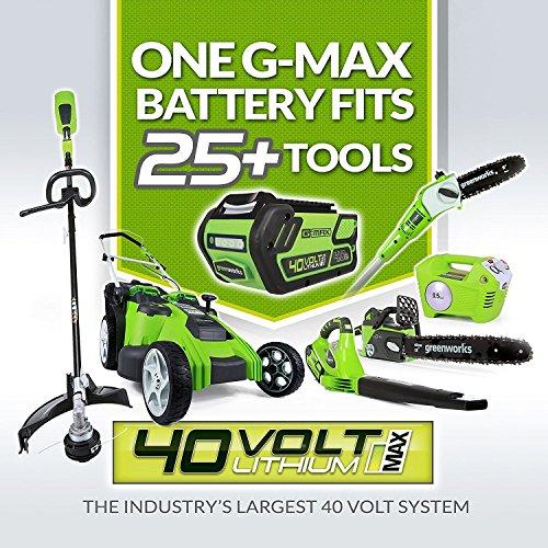 Greenworks 40V Cordless Brushless Chainsaw