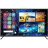 Nikai 4K Ultra HD Smart LED TV, 55 Inches, Black - NE55SUHD-M2