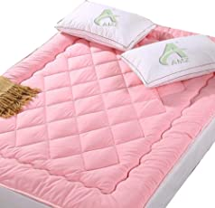 AMZ Finest Imported Quality Super Microfiber Mattress Padding/Topper for Home