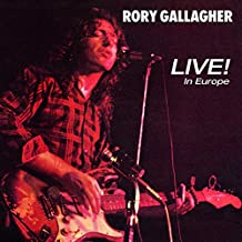 Live! in Europe (Remastered 2011)