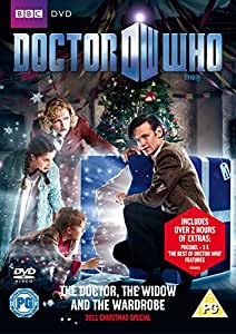 Doctor Who: The Doctor, the Widow and the Wardrobe, 2011 Christmas Special [DVD]