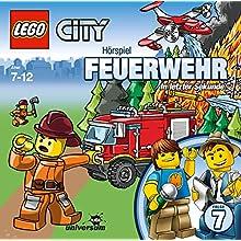 Lego City 7 Feuerwehr (CD) [Import Allemand]