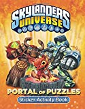 Portal of Puzzles Sticker Activity Book