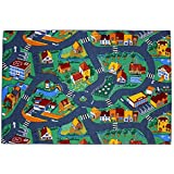 Associated Weavers Spielteppich Stadt 140 x 200cm