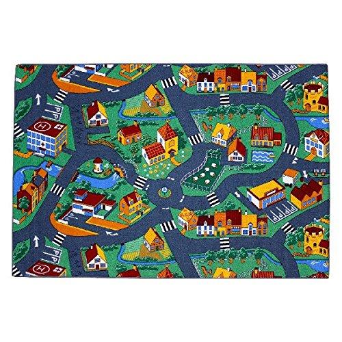 *Associated Weavers Spielteppich Stadt (95x200cm)*