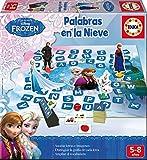 Educa Borrás - Aprendo A…Formar Palabras en la Nieve, juego educativo (16378)