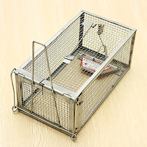 Humane Live Animal Trap (Generic yanhonguk3150821 _ 28, 1yh4620yh UK Humane Live Animal-L