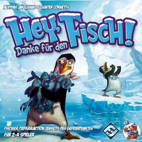 Preisvergleich Produktbild Heidelberger HE449 - Hey, danke für den Fisch - Kompaktspiele