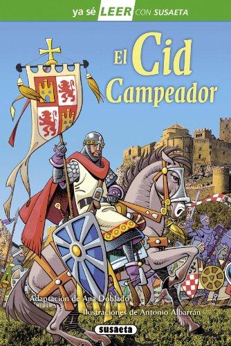 El Cid Campeador (Ya sé LEER con Susaeta - nivel 2) por Equipo Susaeta