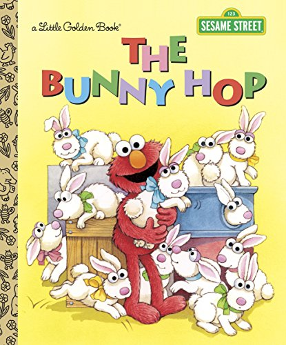 The Bunny Hop (Sesame Street) (Little Golden Books) por Sarah Albee