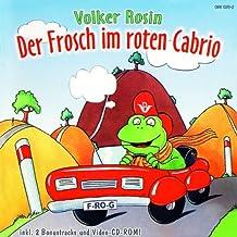 Der Frosch Im Roten Cabrio
