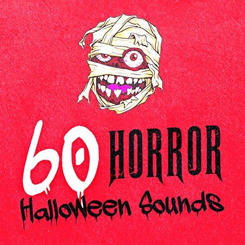 60 Horror Halloween Sounds