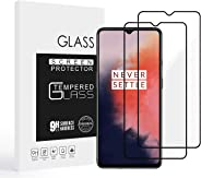Otto Glass Screen Protector Designed for OnePlus 7T [Edge to Edge Coverage] Full Protection Durable Tempered Glass Compatibl