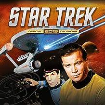 Star Trek TV Series Classic Official 2019 Calendar - Square