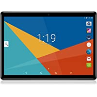 Android Tablet 10 Inch, Android 7.0 Nougat Unlocked Tablet PC, 3G Phablet with Dual SIM…