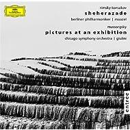 Rimsky-Korsakov: Shéhérazade op.35 · Mussorgsky: Pictures at an Exhibition