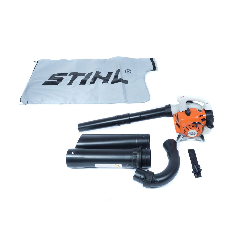 Stihl SH 56 Saughäcksler / Benzin Laubbläser/Laubsauger/Häcksler
