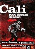 Cali - 1000 coeurs debout live [Import italien]