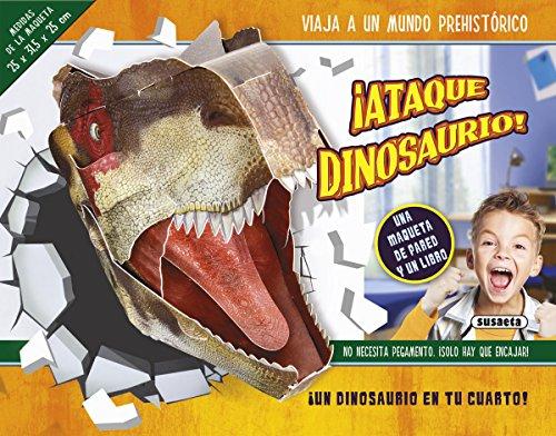 ¡Ataque dinosaurio! (Ataque animal) por Susaeta Ediciones S A
