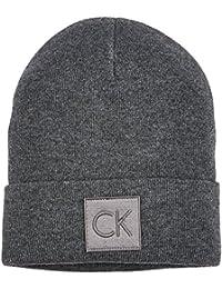 Calvin Klein Jeans Herren Strickmütze Ck Beanie