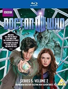 Doctor Who - Series 5, Volume 2 [Blu-ray] [Region Free]