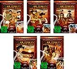 Am Fuß der blauen Berge (Laramie) - Vols. 1-5 (5 DVDs)