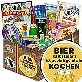 Bier kaltstellen ist auch irgendwie kochen | DDR Geschenke | DDR Waren