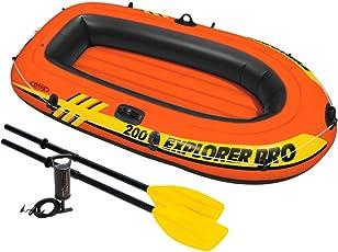 Intex 58357 - Explorer Pro 200 con Remi, 196 x 102 x 33 cm